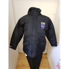 Harris Academy Falconwood Thick Winter Coat