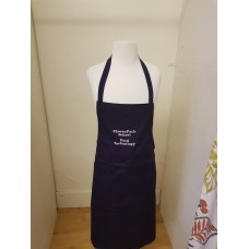 Cleeve Park Chef Apron (Only for Food Tech Students-Only one Size)