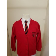 Nightingale Cardigan with School Logo