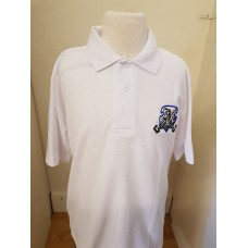 Bexley Grammar PE Polo with house colour badge