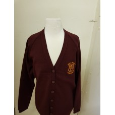 Holy Trinity Cardigan with logo