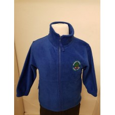 Alexander Mcleod Fleece with logo