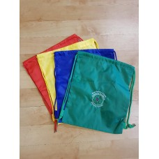 Bean Primary School Blue PE Bag