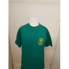 Birkbeck Primary  PE T-SHIRT GREEN