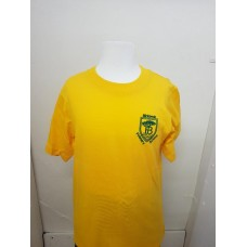Birkbeck Primary  PE T-SHIRT YELLOW