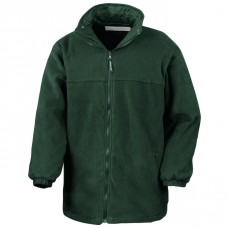 Birkbeck Fleece with school logo