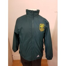 Birkbeck Reversible Fleece with school logo