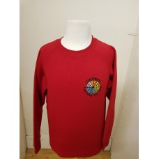 Cardwell Sweatshirt with school logo