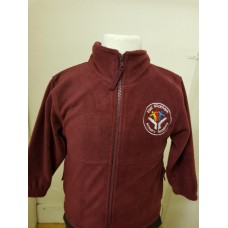 East Wickham Fleece with logo