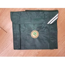 Enchanted Book Bag with school logo