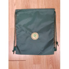 Enchanted Wood PE Bag with school logo