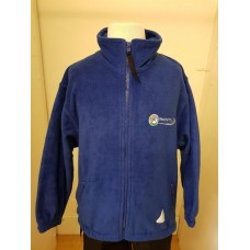Eglington  Fleece with school logo