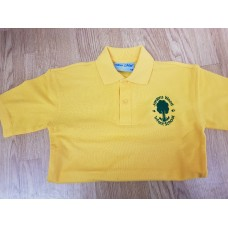 Joydens Wood Infant School Yellow Polo Shirt