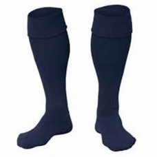 Navy Football Sock