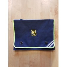 Notre Dame Book Bag with school logo