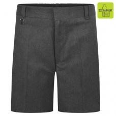Stocky Fit Grey SHORTS