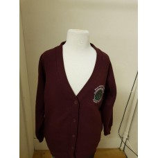 Bean Primary Cardigan with School Logo