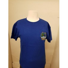 Bedonwell Blue House Colour T-Shirt