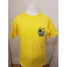 Bedonwell Yellow House Colour T-Shirt