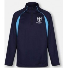 Beths PE Tracksuit top  with school logo