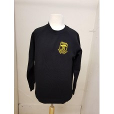 Birkbeck PE  Sweatshirt with school logo