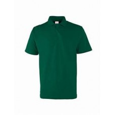 Gaggle Bottle Green Polo (Staff only)