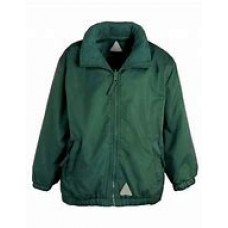 Ebbsfleet Green Reversible  Fleece with school logo