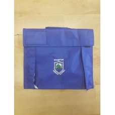 Brampton Book Bag with school logo