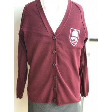 Cleeve Park Cardigan with school logo