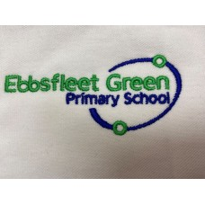 Ebbsfleet Green  Primary School  Polo with logo