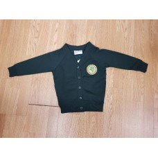 Enchanted Cardigan with logo