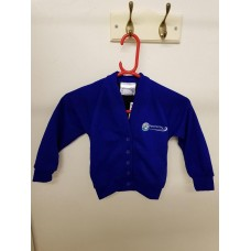 Featherby Infant and Nursery Cardigan with School Logo