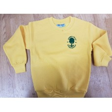 Joydens Wood Infants Yellow Sweatshirt