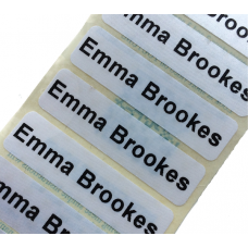 Name Labels