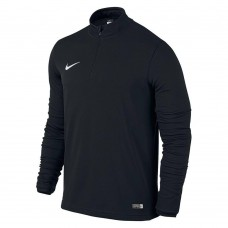 Riverston Nike Black Midlayer sixth form with school logo