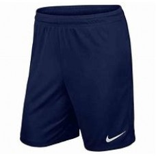 Riverston Nike Navy  PE Shorts with school logo yrs 5-11