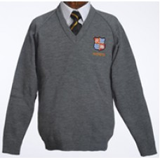 Riverston Jumper with school logo