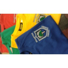 Brampton PE T-Shirt (Yellow)