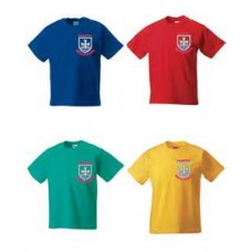 Eglinton Primary PE T-Shirt Red