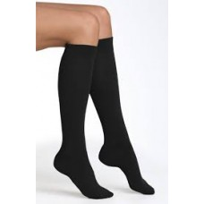 Black Knee High Socks