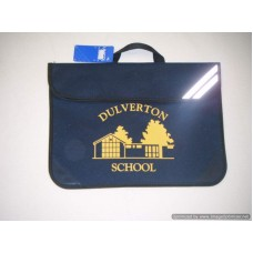 Dulverton Book Bag with school logo