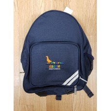 Gaggle Mini Rucksack with School Logo