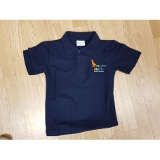 Gaggle Navy Polo Shirt