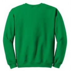 Timbercroft  Green PE Sweatshirt NEW  with school logo