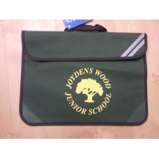 Joydens Wood Book Bag with school logo
