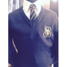 Notre Dame Jumper with school logo