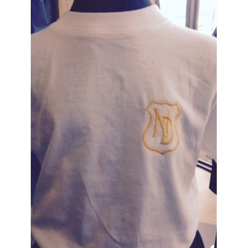 Heronsgate Primary School: Notre Dame PE T-Shirt With Logo